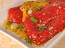 marinated перцы Стоковые Изображения RF