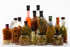 marinated продукты Стоковые Фото