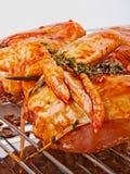 Marinated Chicken Stock Photo