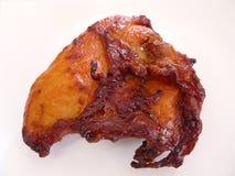 Marinated ha grigliato il pollo piccante sano cucinato Fotografia Stock Libera da Diritti