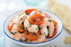 Free Marinated King Prawns Royalty Free Stock Photography - 88622257