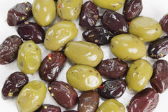 Marinated Olives Stock Photography