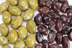 Marinated Olives Stock Image