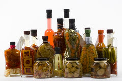Marinated Products Stock Photos
