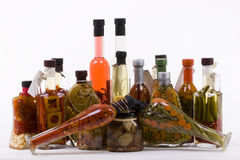 Marinated Products Allsort Stock Images