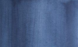 Marinblå abstrakt vattenfärgbakgrund royaltyfri illustrationer