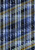Marinblå rutig bakgrund Fotografering för Bildbyråer