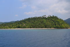 Marinduque-Insel Lizenzfreie Stockfotografie
