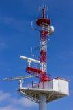 Marine Antenna Royaltyfri Fotografi