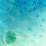 Marine background Stock Images