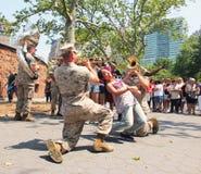 Marine band Royalty Free Stock Images
