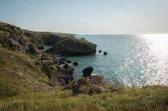 Marine Bay Immagini Stock