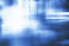 Marine-Blau-multi überlagerter Hintergrund Stockfotografie