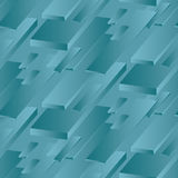 Marine blue color abstract concept Royalty Free Stock Photography