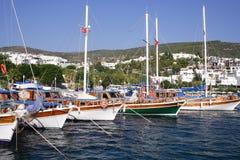 Marine of Bordum, Turkey Stock Photos