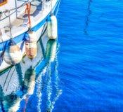 Marine Buoys stock images