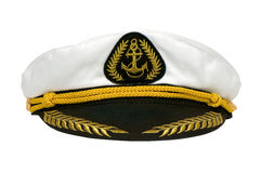 Marine cap Royalty Free Stock Photo