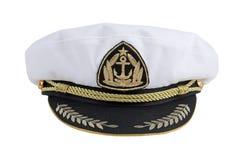 Marine cap Stock Image