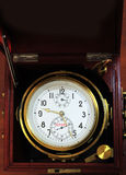 Marine chronometer Royalty Free Stock Photo