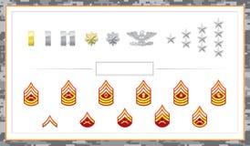 Marine Classes Lizenzfreie Stockfotos