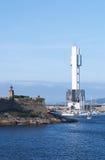 Marine Control tower Stock Photos