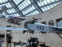 Marine Corps Museum nazionale Immagini Stock Libere da Diritti