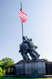 Marine Corps War Memorial Images libres de droits