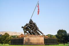 Marine Corps War Memorial Stock Images