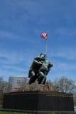 Marine Corps War Memorial in Washington Royalty Free Stock Photos