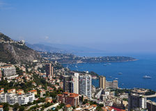 Marine cruises in Monaco Stock Photography