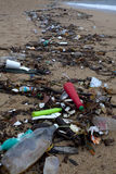 Marine Debris Stock Image