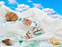 Marine decoration Stock Photography
