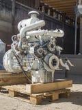 Marine diesel Royalty Free Stock Image