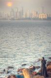 Marine Drive Stock Photography