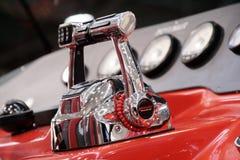 Marine engine Stock Image