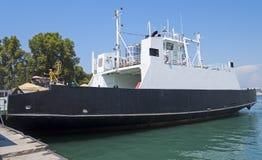 Marine ferry Royalty Free Stock Photo