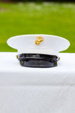 Marine Hat Stock Photos