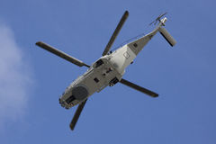 Marine helicopter Stock Photography