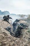 Marine Infantry Parachute Regiment Stock Photos