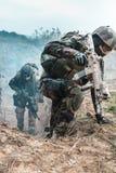 Marine Infantry Parachute Regiment Stock Image