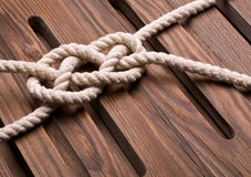 Marine knot Stock Image
