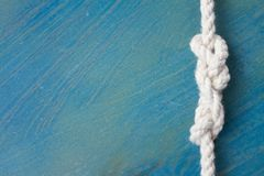 Marine knot Stock Photography