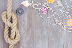 Marine knot Stock Photography