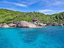 Marine landscape. Royalty Free Stock Photography