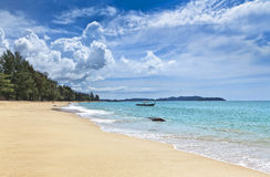 Marine landscape. Royalty Free Stock Photos