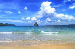 Marine landscape Royalty Free Stock Photo