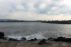 Marine landscape from Bulgaria Stock Photo