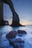 Etretat Haute-Normandie Stock Images