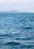 Marine landscape with islands Royalty Free Stock Image