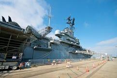 Marine-Lieferung stockbilder